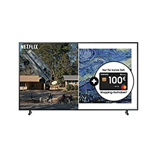 Samsung LS003 The Frame 108 cm (43 Zoll) LED Lifestyle Fernseher (Art Mode, HDR, Smart TV)