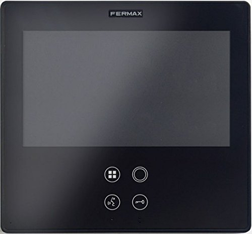 """Fermax–Monitor Smile 7""""VDS Basic Black"""