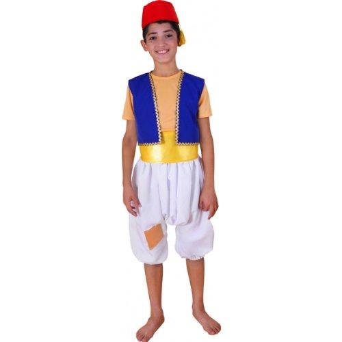 Costume d'aladin enfant taille : (D'aladin Kostüm)