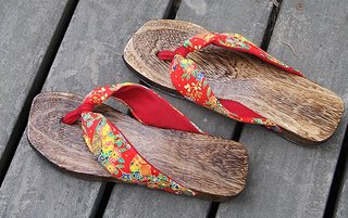 LEPAKSHI 11, 7.5 : wood sandals 2017 New Fashion Retro Japanese style clogs fashion wooden flip flops slippers Women's clogs slippers h185
