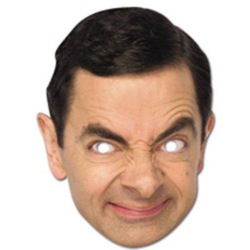 Unbekannt MA1301-Maske: Mister Bean-Pappe-Einheitsgröße