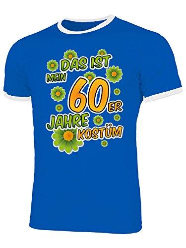 60er Jahre Kostüm Männer T-Shirt Motto Schlager Party Karneval Fasching Geschenk Geburtstag Karnevalskostüm Schlagerhemd Schlagerfanartikel Jacket
