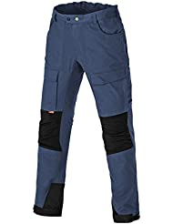 Pinewood Himalaya - Pantalones para hombre, color azul (azul / negro), talla 46 (Talla fabricante C 52)