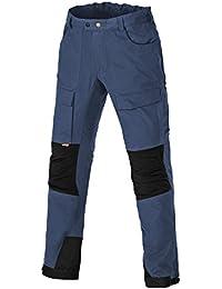 Pinewood Himalaya - Pantalones para hombre, color azul (azul / negro), talla 50 (Talla fabricante C 56)