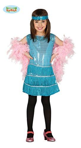 Imagen de disfraz charlestón para niñas en varias tallas