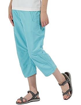 Regatta Womens/Ladies Chaska UPF 40+ Summer Capri Trousers