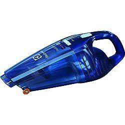Electrolux ZB5104WDB Rapido Aspirateur à Main Eau/Poussière sans Sac Bleu Profond 41 x 12,4 x 13,7 cm