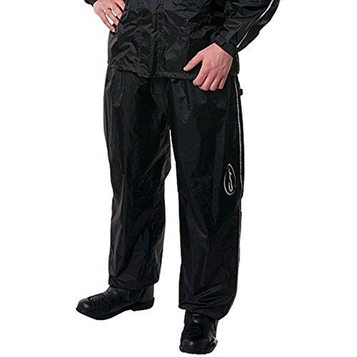 Contec-CT Regenbekleidung Cornwell Hose XL schwarz Motorrad / Roller