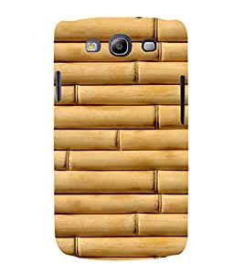 EPICCASE bamboo Mobile Back Case Cover For Samsung Galaxy S3 (Designer Case)