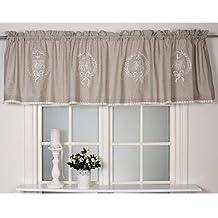 suchergebnis auf f r vorh nge im landhausstil. Black Bedroom Furniture Sets. Home Design Ideas