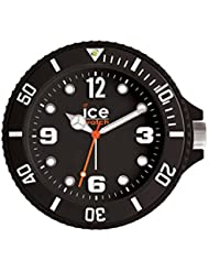 Ice-Watch 015197Ice Alarm Clock Orologio unisex analogico in plastica luce allarme nero