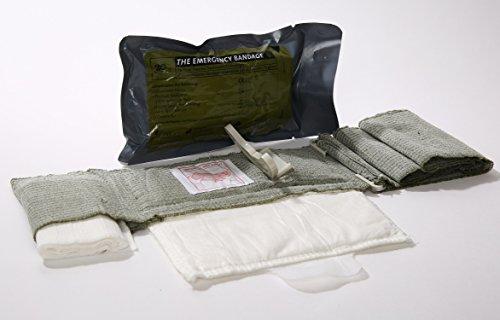 T3-Notfallbandage, taktische Traumabehandlung – 10,2 cm -