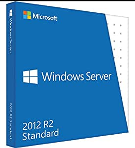 Windows Server 2012 R2 Standard - 64 Bit - Multilingue - ESD - Digital Code