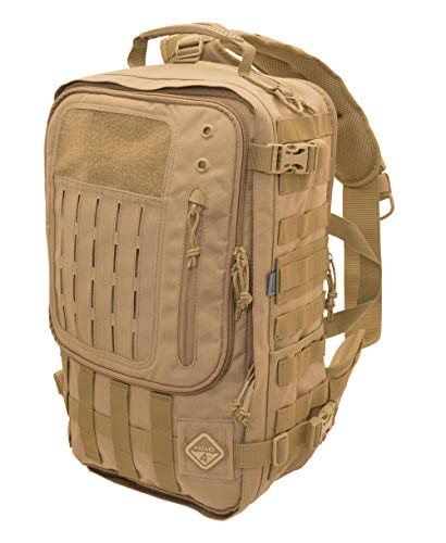 Hazard 4 Rucksack Switchback Sling Pack, Coyote, 45 x 27 x 16 cm, 19.4 Liter, BKP-SWTC-CYT -