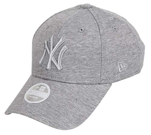 New Era New York Yankees MLB Cap New Era 9forty Damen Verstellbar Grau - One-Size