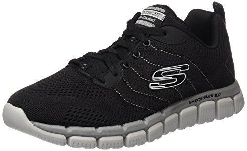 skechers-flex-20-chaussures-multisport-outdoor-homme-noir-bkgy-41-eu