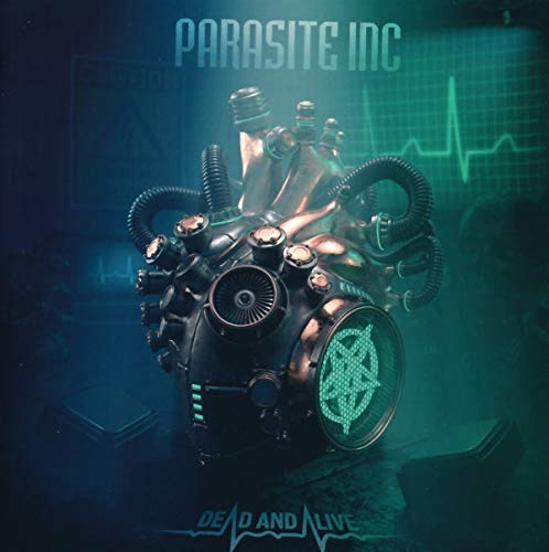 Parasite Inc.: Dead and Alive (Audio CD)