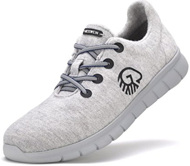 Giessweisss Herren Woll Sneaker Merino Runners  Billig und erschwinglich Im Verkauf