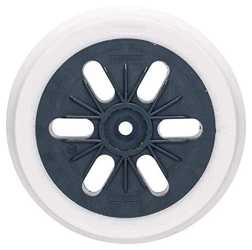 Bosch 2608601106 Plateau de ponçage en caoutchouc pour ponceuses Bosch GEX 125-150AVE, GEX 150 Turbo et GEX 150AC Diamètre 150 mm