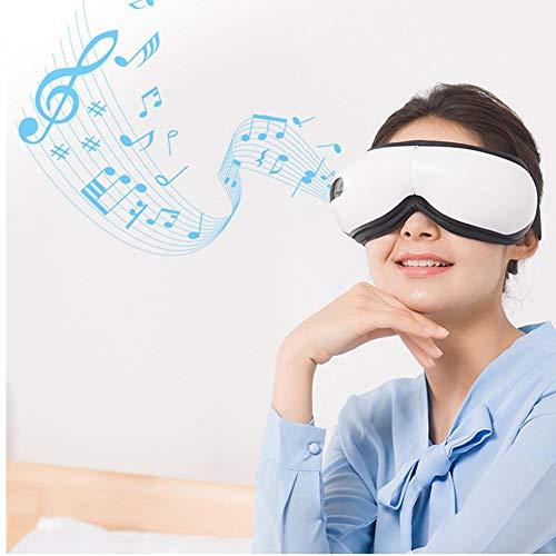 Eye Massager Relieve Eye Stress Mit Bluetooth-Funktion, USB-Ladung, 180 °-Falten, Leicht Zu Tragen Und Geringgeräusche