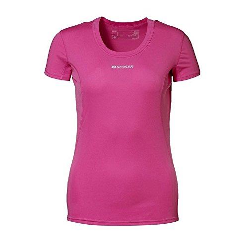 ID T-Shirt Sport à Manches Courtes (Coupe Féminine) - Femme Rose