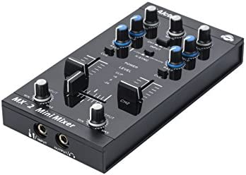Alctron 27 – 90003 DJ Mixer para Apple iPhone/iPod Touch/iPad/Android dispositivos