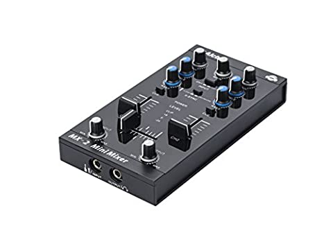 Alctron 27–90003DJ Mixeur pour appareils Apple iPhone/iPod Touch/iPad/Android