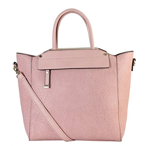 diophy-womens-faux-leather-top-handles-handbag-os-2983-pink