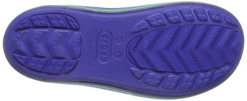 Blue Femme Bottes Jaunt Navy Graphic Cerulean Shorty Crocs Bleu cwz0pKqwC