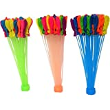 Holi Magic Water Balloons (Multicolour) - Pack of 111