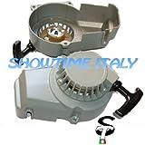 Motor de arranque tirador metálico Minimoto Minicross Quad, refrigerados por aire