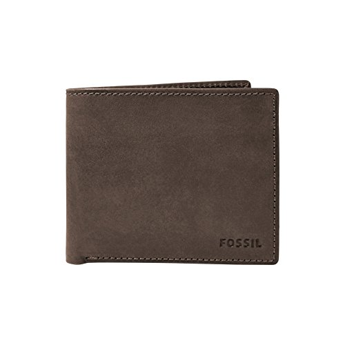 Fossil ml3565200 leather wallet