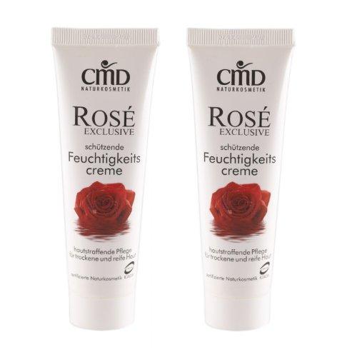 CMD Naturkosmetik: Feuchtigkeitscreme Rose Exklusiv Kosmetik: CMD Naturkosmetik: Groesse:...