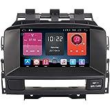 autosion 7Inch En Dash unidad principal de Android 6.0Radio de coche reproductor de DVD GPS navegación estéreo para Opel Astra J Buick Excelle XT GT Buick Verano apoyo bluetooth sd usb radio WIFI OBD DVR 1080P