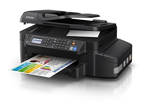 Epson ECOTANK ET-4550 EU VERSION- multifunctionals (Inkjet, Colour, Colour, 4800 x 1200 DPI, 13.7 ipm, 7.3 ipm)