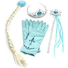 CoolChange accesorios para niños para el disfrace de princesa Elsa de Frozen
