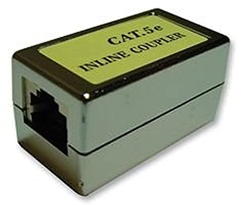Cat5 geschirmt Modularstecker / RJ45 Modular Inline-Koppler