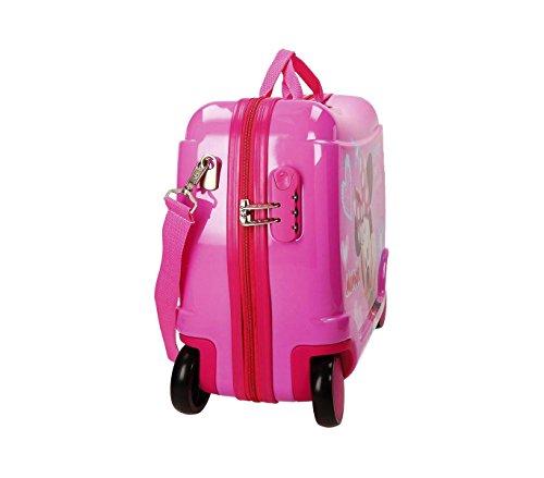 418csp%2BCgXL - 2899951 Maleta trolley correpasillos en ABS equipaje MINNIE MOUSE 50x39x20cm