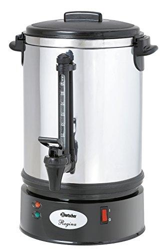 Bartscher Rundfilter-Kaffeemaschine Regina Plus 40T Edelstahl A190146
