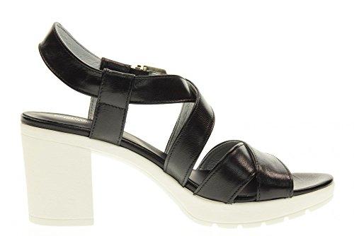 NERO GIARDINI chaussures sandales P717750D / 100 Black