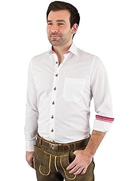 Arido Trachtenhemd Herren Langarm 2900 255 50 43