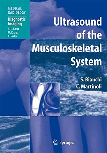 Ultrasound of the Musculoskeletal System (Medical Radiology)