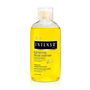 Nutribios Professional Intenso Lightening Facial Cleanser for Oily/Acne Prone Skin - 200ml