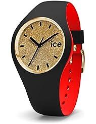 Ice-Watch Loulou Montre Femme Analogique Chronomètre avec Bracelet en Silicone – 007228