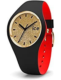 Ice-Watch Loulou Frauenuhr Analog Quarz mit Silikonarmband – 007228