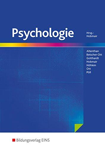 Psychologie. (Lehr-/Fachbuch)