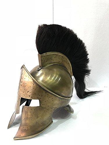 Antik Mittelalter Armour King Leonidas griechischen Spartan 300römischen Helm