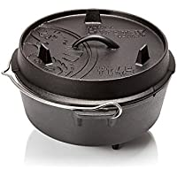 Petromax Caldero para fuego - Equipamiento para cocinas de camping - ft 4,5 negro 2017