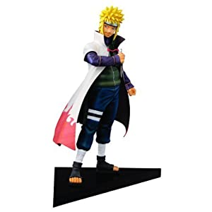 Banpresto Naruto Shippuden DXF Shinobi Relations Series 1 Minato Action Figure by Banpresto 11
