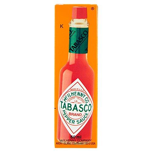 Tabasco Salsa Piccante - 60 ml